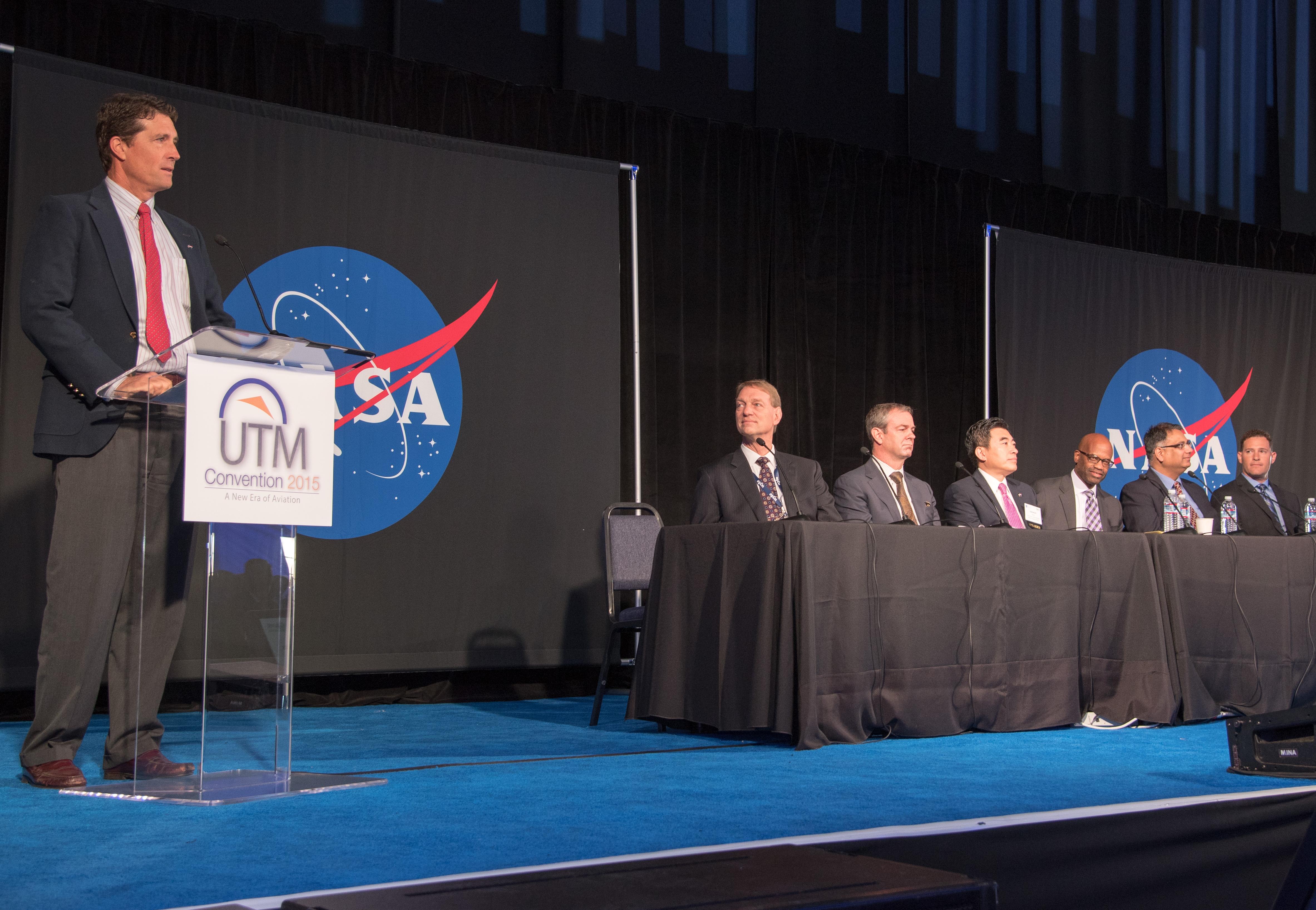 NASA - UTM project