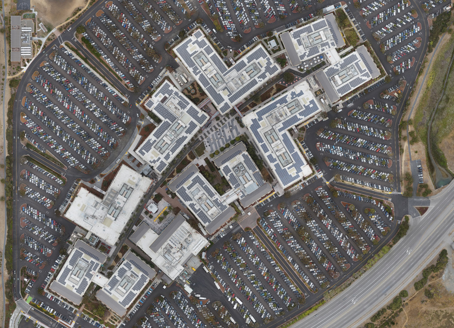 DroneDeploy Ortho