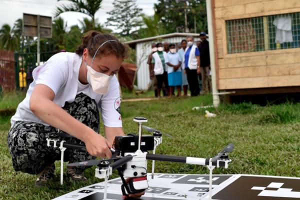 Aide et UAV
