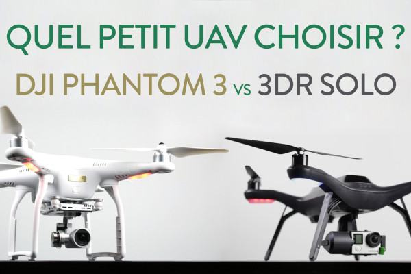 Solo vs phantom 3